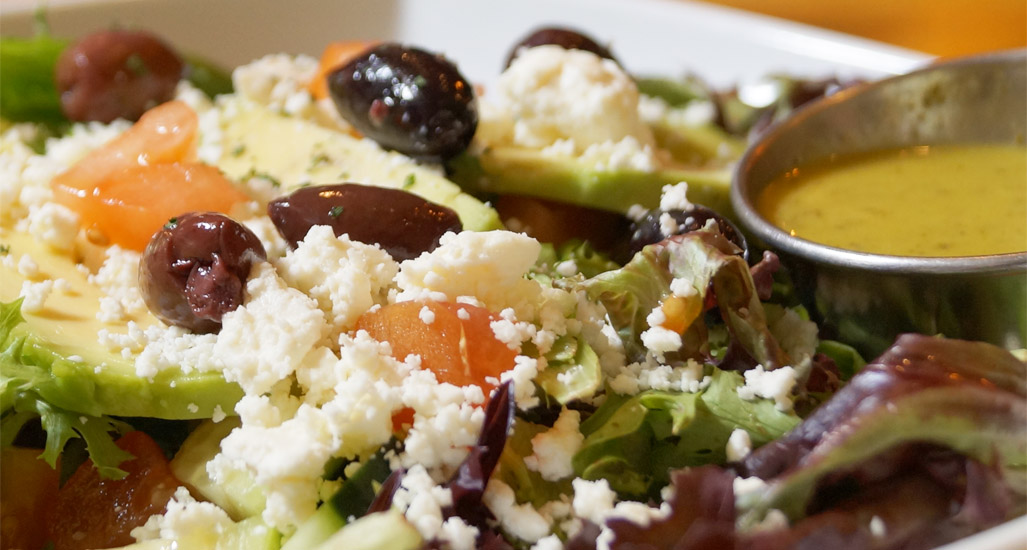 The Pines Tap and Table Salad