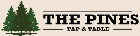 The Pine Tap and Table WEBLOGO