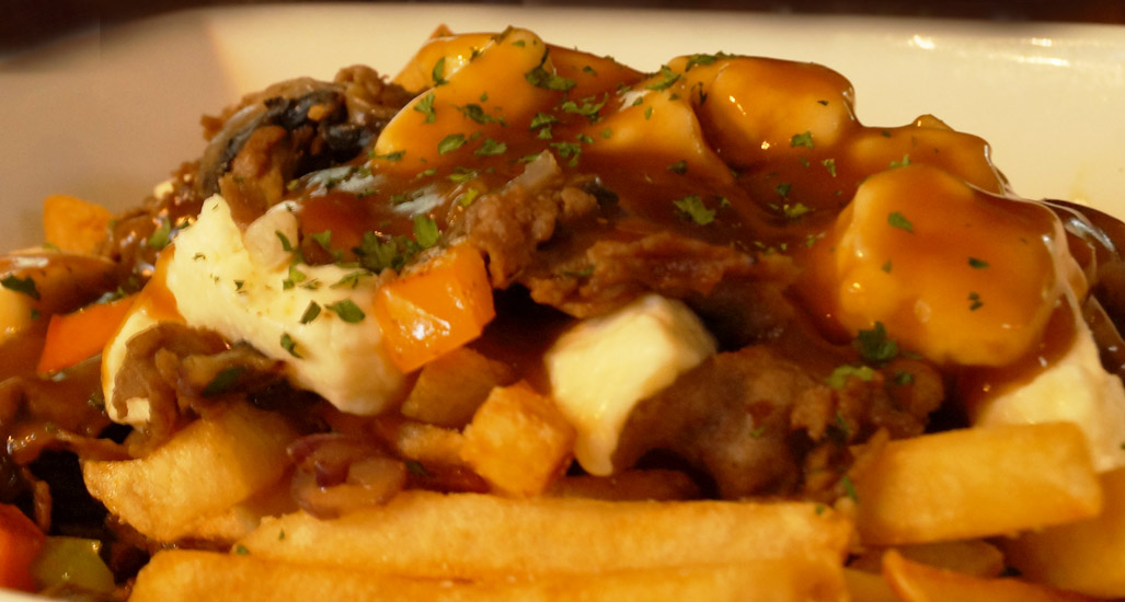 The Pines Tap and Table Poutine